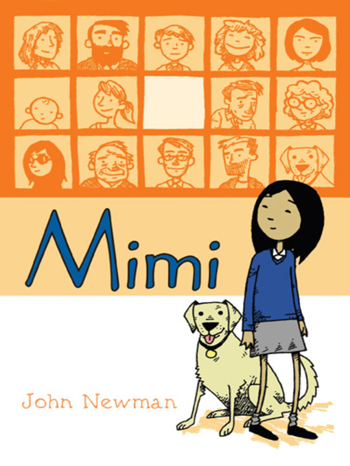 Title details for Mimi by John Newman - Available